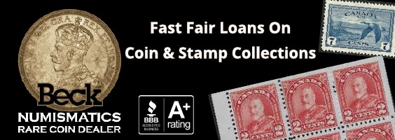 Coin & Stamp Collection Pawn